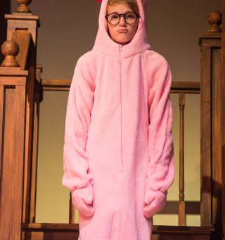 Cannon Bosarge as Ralphie