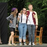 YAT Performs The Taming of the Shrew at Belhaven Park on May 8, 2016