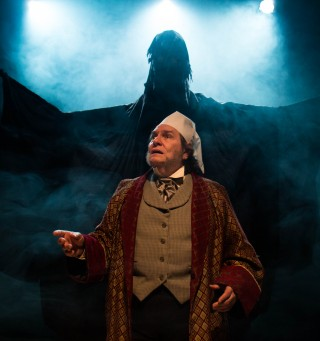 David Spencer as Scrooge