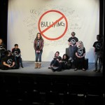 YAT performs The Bully Plays on January 23, 2016 at New Stage's Warehouse Theatre