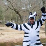 #6. Christan McLaurine as Marty the Zebra