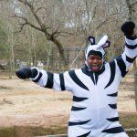 #6. Christan McLaurine as Marty the Zebra