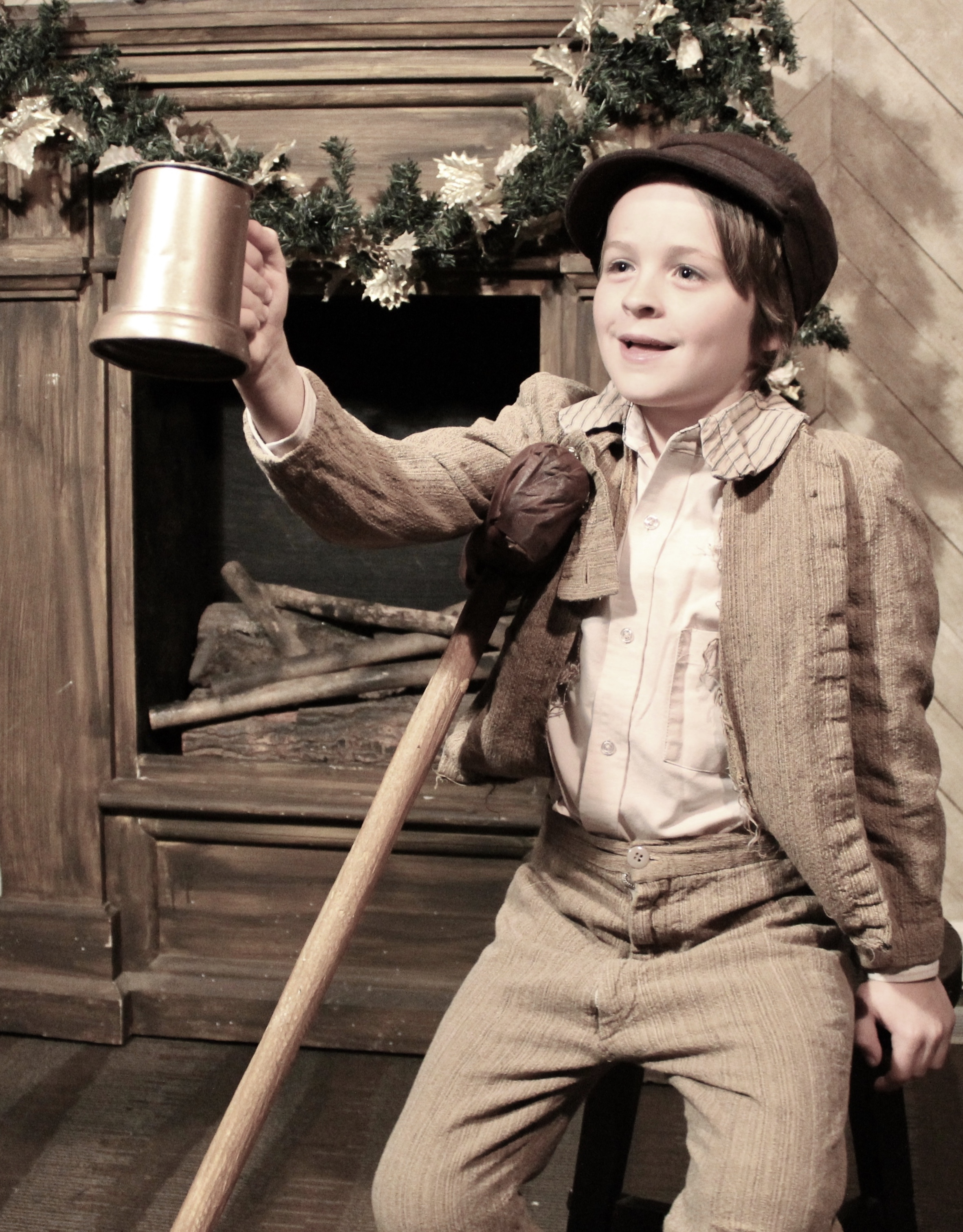 Tiny Tim Christmas Carol.A Christmas Carol A Ghost Story Of Christmas New Stage