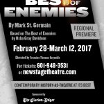 Best of Enemies Show Graphic