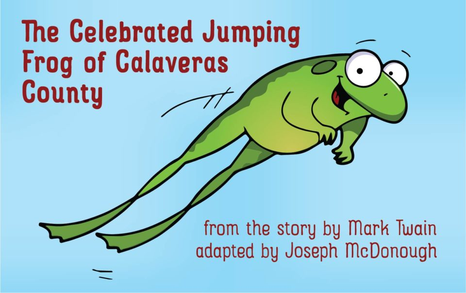 language features in celebrated jumping frog Mark twain's short story, titled the celebrated jumping frog of calaveras county, is a witty representation of a subgenre of literature called regionalism as well as realism as a whole.